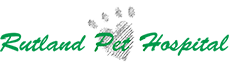 Rutland Pet Hospital Sticky Logo